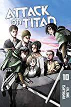 Attack on Titan, Volume 10: Fortress Of…