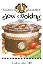 Slow Cooking Cookbook (Classic Cookbooklets)…