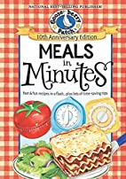 Meals in Minutes 10th Anniversary Cookbook…