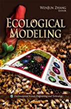Ecological Modeling (Environmental Science,…