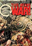 Grant, Brea: Zombies vs Robots: This Means War!