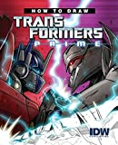 Roche, Nick: Transformers: How to Draw Transformers (Transformers)