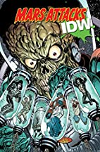 Mars Attacks IDW by Martin Powell