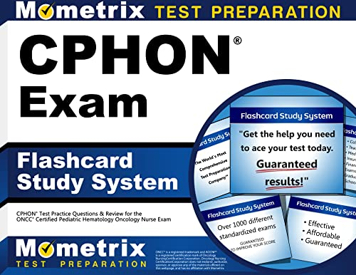 cphon-exam-flashcard-study-system-cphon-test-practice-questions-review-for-the-oncc-certified-pediatric-hematology-oncology-nurse-exam-cards