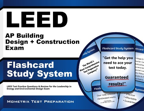 leed-ap-building-design-construction-exam-flashcard-study-system-leed-test-practice-questions-review-for-the-leadership-in-energy-and-environmental-design-exam-cards