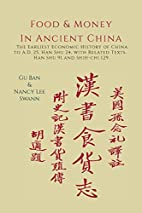 Food and Money in Ancient China: The…