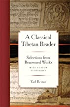 A Classical Tibetan Reader: Selections from…