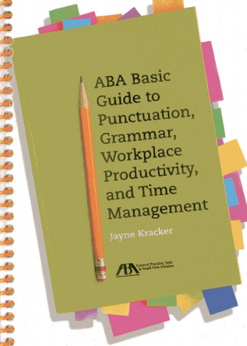 aba-basic-guide-to-punctuation-grammar-workplace-productivity-and-time-management