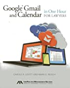 Google® Gmail and Calendar in One Hour…