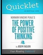Quicklet - Norman Vincent Peale's The Power…