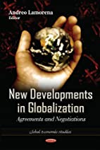 New Developments in Globalization:…