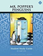 Mr. Popper's Penguins, Student Study Guide…