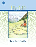 Heidi, Teacher Guide by Highlands Latin…