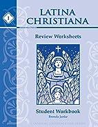 Latina Christiana I, Review Worksheets by…