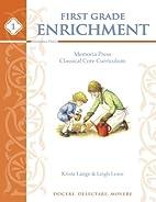 First Grade Enrichment by Krista Lange