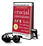 Patterson, Kerry: Crucial Conversations (Playaway Adult Nonfiction)