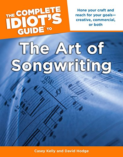 the-complete-idiots-guide-to-the-art-of-songwriting