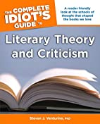 The Complete Idiot's Guide to Literary…