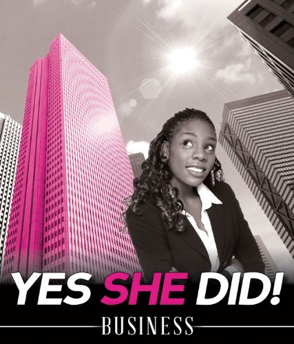 business-yes-she-did