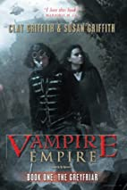 The Greyfriar (Vampire Empire, Book 1) by…
