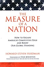 The Measure of a Nation: How to Regain…