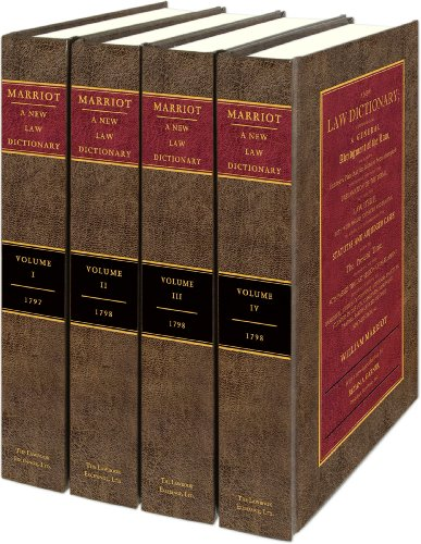 a-new-law-dictionary-comprehending-a-general-abridgment-of-the-law-on-a-more-extensive-plan-than-has-hitherto-been-attempted-containing-not-only-a-with-regard-to-theory-and-practice4-vols
