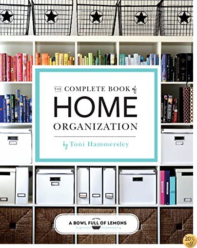 TThe Complete Book of Home Organization