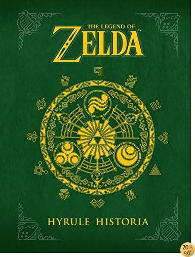 TThe Legend of Zelda: Hyrule Historia