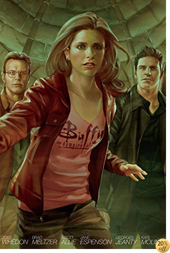 TBuffy the Vampire Slayer Season 8 Library Edition Volume 4