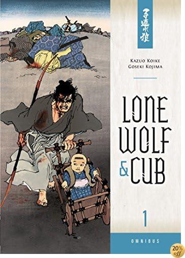 TLone Wolf and Cub Omnibus Volume 1