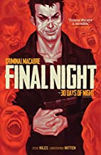 Criminal Macabre: Final Night by Steve Niles