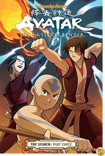 TAvatar: The Last Airbender: The Search, Part 3