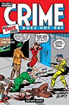 Crime Does Not Pay Archives Volume 8 by…