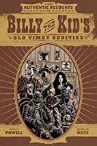 Billy the Kid's Old Timey Oddities Omnibus…