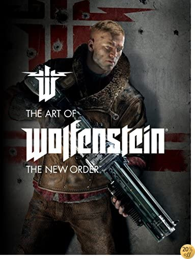 TThe Art of Wolfenstein: The New Order