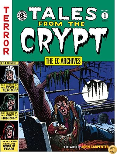 TThe EC Archives: Tales from the Crypt Volume 1