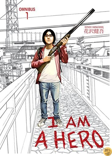 TI am a Hero Omnibus Volume 1