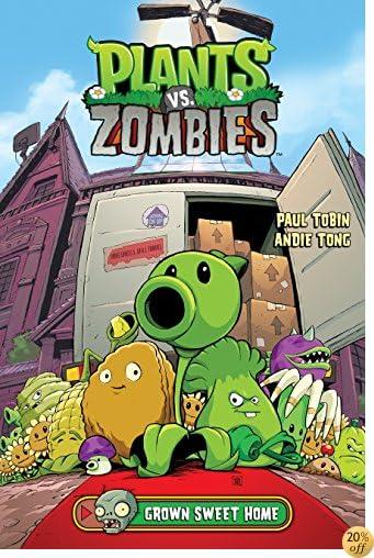 TPlants vs. Zombies Volume 4: Grown Sweet Home