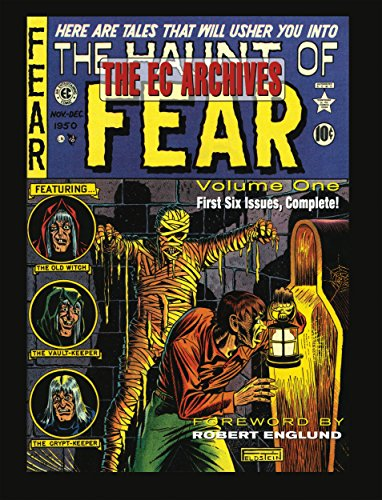 the-ec-archives-the-haunt-of-fear-volume-1