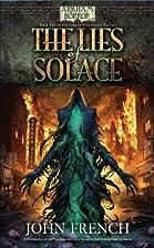 Arkham Horror: The Lies of Solace (Arkham…