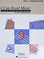 I Can Read Music - Book 1: Beginning Reading…