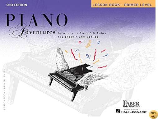 TPrimer Level - Lesson Book: Piano Adventures