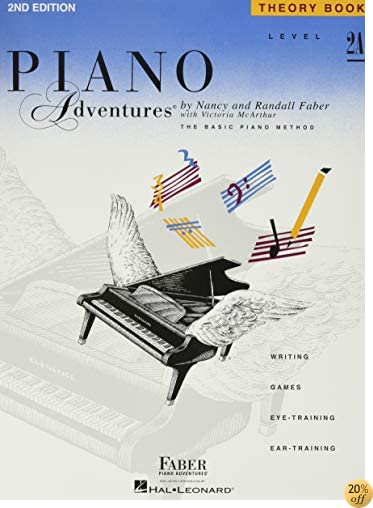 TLevel 2A - Theory Book: Piano Adventures
