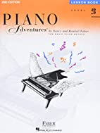 Piano Adventures: Level 2B Lesson Book by…