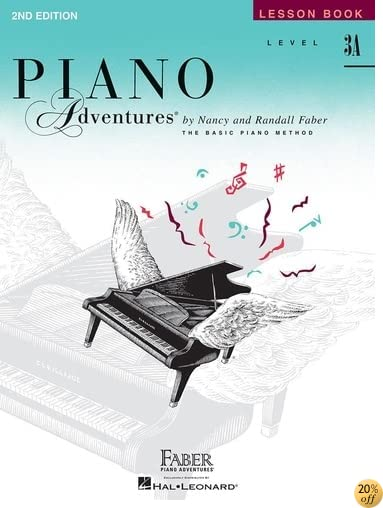 TPiano Adventures: A Basic Piano Method, Level 3A