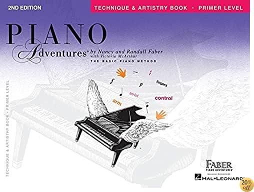 TPrimer Level - Technique & Artistry Book: Piano Adventures