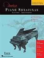 Piano Sonatinas - Book Three: Developing…
