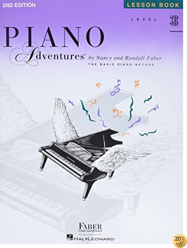 TLevel 3B - Lesson Book: Piano Adventures