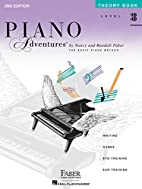 Piano Adventures: Level 3B Theory Book by…
