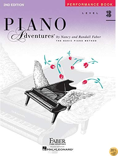 TPiano Adventures Performance Book, Level 3B